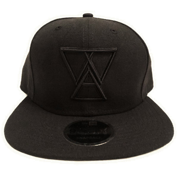 SnapBack Embroidered Logo Hat