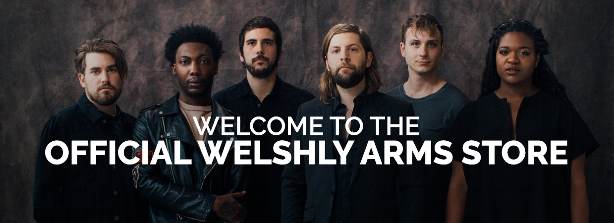 Welcome to the Welshly Arms Official Store!